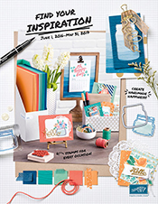 Stampin Up Main Catalog 2017