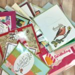 What is a Stampin' Up! Card Swap?