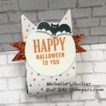 Halloween Cookie Cutter Cards and Treats