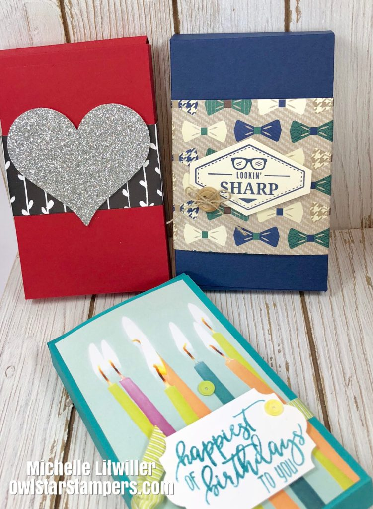 all occasions paper boxes
