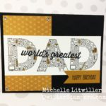 Urban District by Stampin' Up! Card