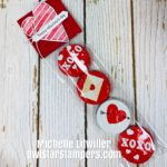 Valentine's Day Treat Cello Bag Featuring Heart Happiness Stamp Set