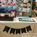 Craft Show Featuring Stampin' Christmas Gifts
