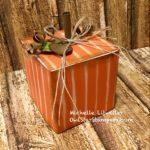 Cute DIY Pumpkin Decor Box